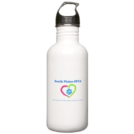 South Plains SPCA Logo Stainless Water Bottle 1.0L