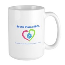 South Plains SPCA Logo Mug