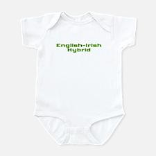 English Irish Hybrid Infant Creeper