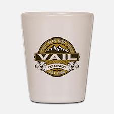 Vail Tan Shot Glass