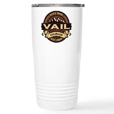 Vail Sepia Travel Mug