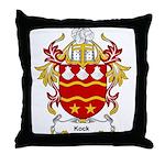 Kock Coat of Arms Throw Pillow