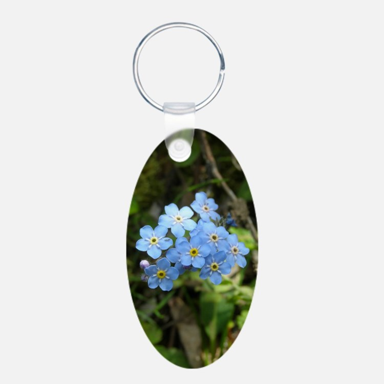Forget-Me-Not #01 Keychains