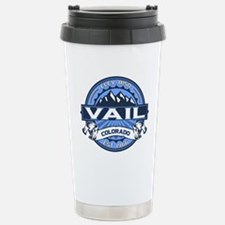 Vail Blue Travel Mug