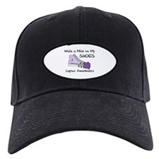 Walk a Mile in My Shoes Lupus Baseball Hat