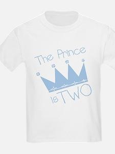 Prince 2nd Birthday T-Shirt