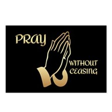 Praying Hands Postcards (Package of 8)