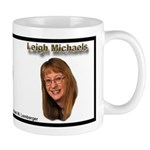 Leigh Michaels Award Mug