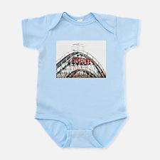 Coney Island: Cyclone Infant Bodysuit