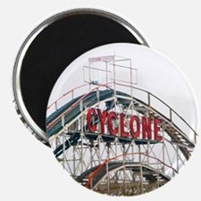 Coney Island: Cyclone Magnet