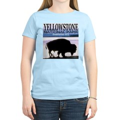 Yellowstone NP Established 18 Women's Pink T-Shirt
