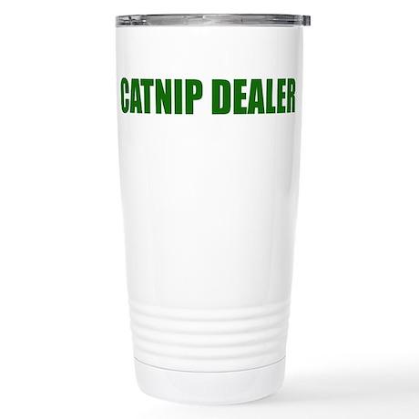 CATNIP DEALER Stainless Steel Travel Mug