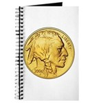 Gold Indian Head Journal