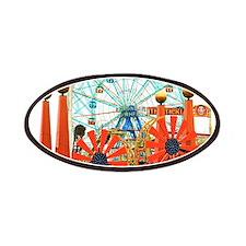 Coney Island: Wonder Wheel Patches