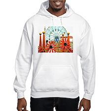 Coney Island: Wonder Wheel Hoodie