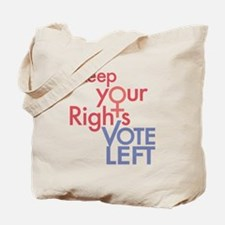 Keep Your Rights Tote Bag