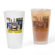 Diner Series: Soda Fountain Drinking Glass