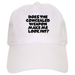 Does The Concealed Weapon Mak Baseball Cap