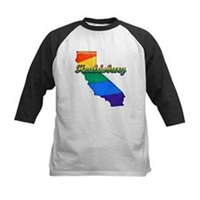 Healdsburg, California. Gay Pride Tee