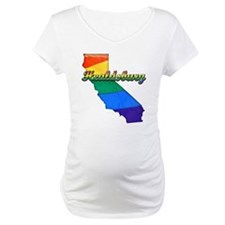 Healdsburg, California. Gay Pride Shirt