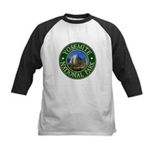 Yosemite Nat Park Design 1 Tee