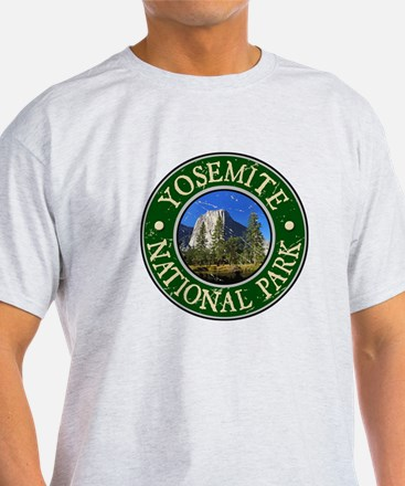 Yosemite Nat Park Design 1 T-Shirt