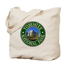Yosemite Nat Park Design 1 Tote Bag