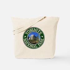 Yosemite Nat Park Design 1 Tote Bag