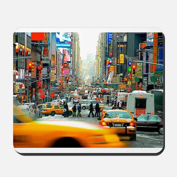 Times Square: No. 10 Mousepad