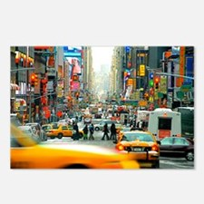 Times Square: No. 10 Postcards (Package of 8)