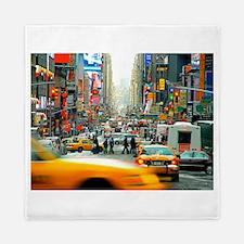 Times Square: No. 10 Queen Duvet