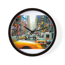 Times Square: No. 10 Wall Clock