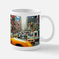 Times Square: No. 10 Small Small Mug