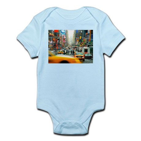 Times Square: No. 10 Infant Bodysuit