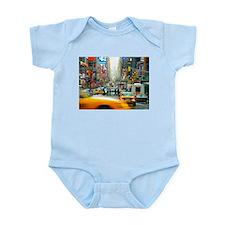 Times Square: No. 10 Infant Bodysuit