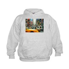 Times Square: No. 10 Hoodie