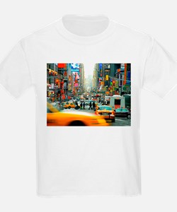 Times Square: No. 10 T-Shirt