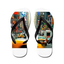 Times Square: No. 10 Flip Flops