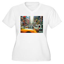 Times Square: No. 10 T-Shirt