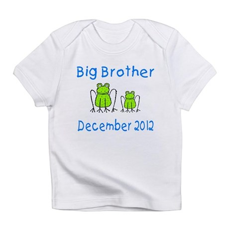 Big Brother Frogs 1212 Infant T-Shirt