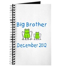 Big Brother Frogs 1212 Journal