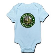 Yosemite Nat Park Design 2 Infant Bodysuit