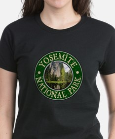 Yosemite Nat Park Design 2 Tee