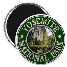 Yosemite Nat Park Design 2 Magnet