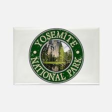 Yosemite Nat Park Design 2 Rectangle Magnet