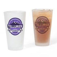 Telluride Purple Drinking Glass