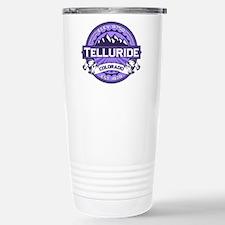 Telluride Purple Thermos Mug