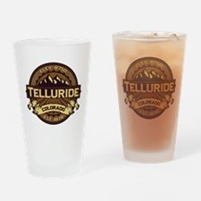 Telluride Sepia Drinking Glass