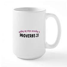 Molded by Proverbs 31 Mug