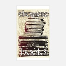 Elsewhere Books Decal